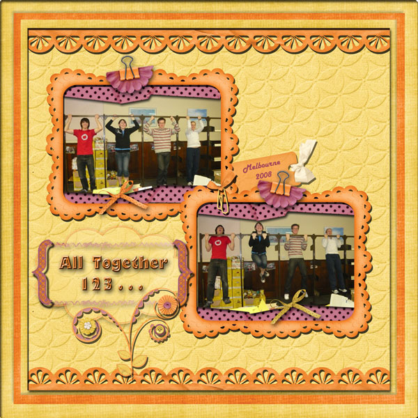 All Together 123