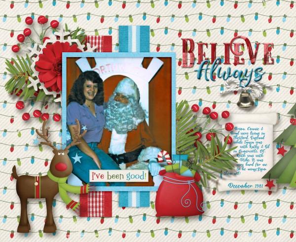 Believe Alwyas