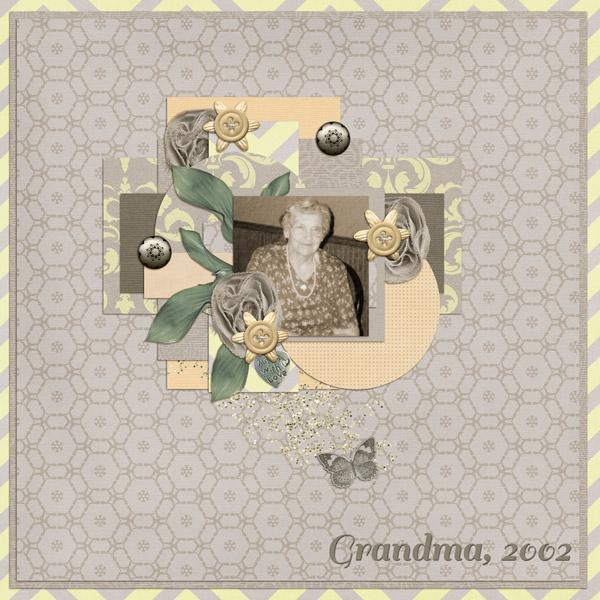 Grandma, 2002
