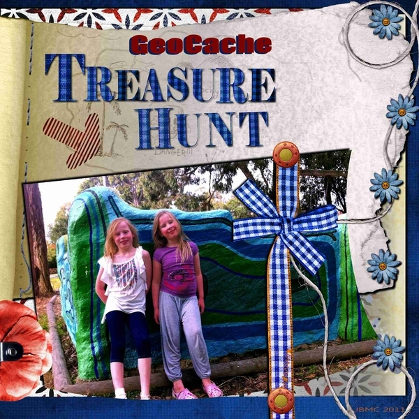 Geocache Treasure Hunt