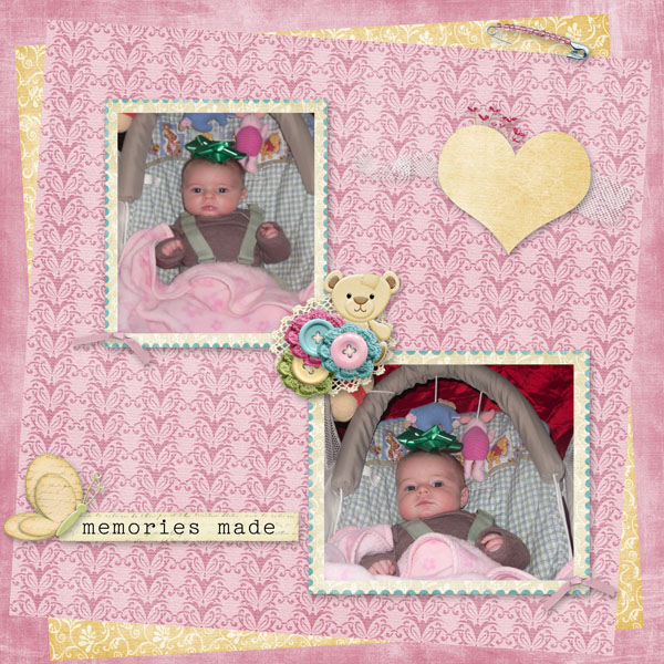 Granddaughter's First Christmas 2011
