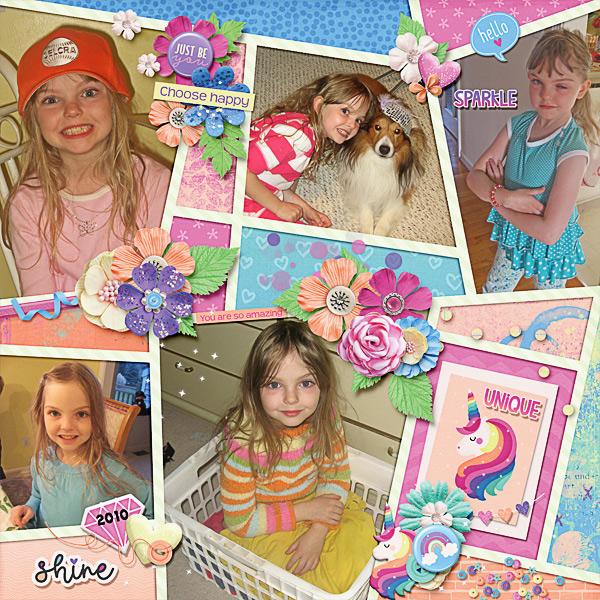 2010 Snapshots of Lauren