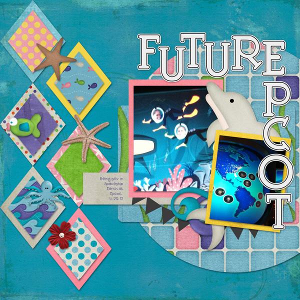 Epcot Future