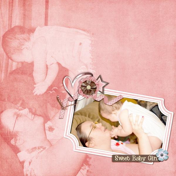Abby & Mommy