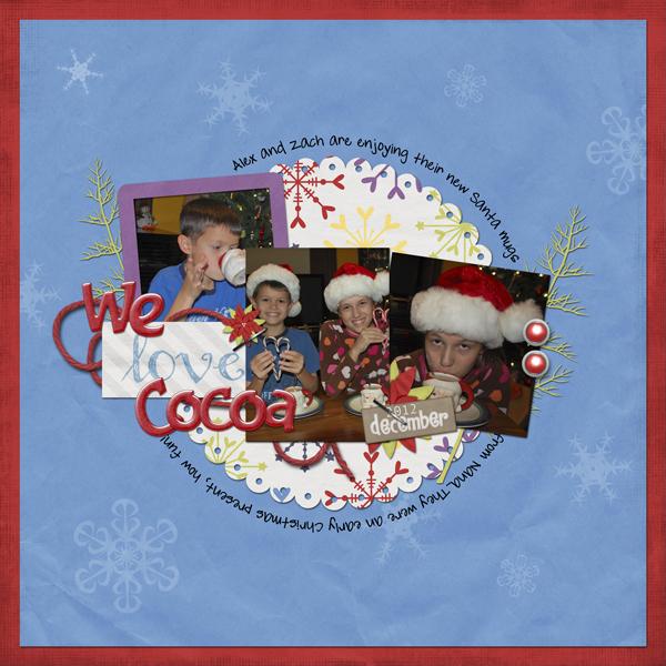 We Love Cocoa