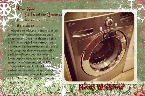 new washer dec brushaholics