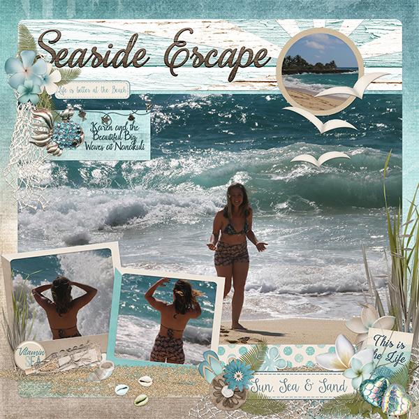 Seaside Escape - Nanakuli