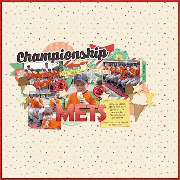 Championship Mets
