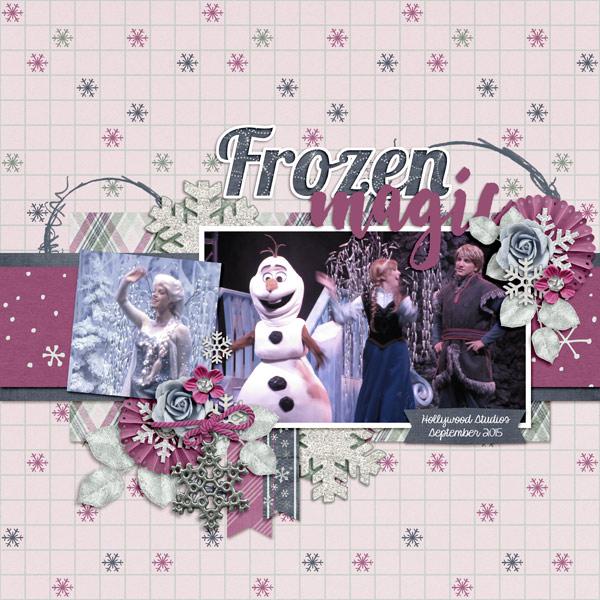 Frozen Magic