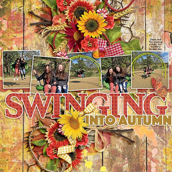 Swinging into Autumn