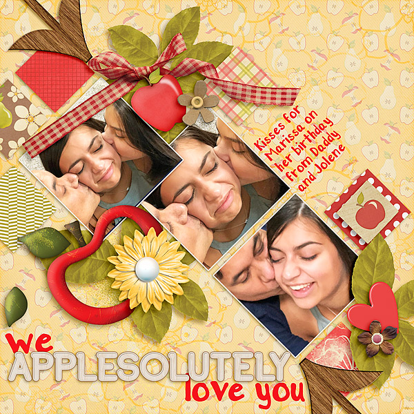 we applesolutely love you
