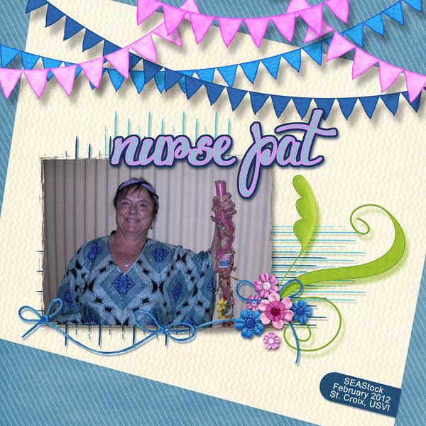 Nurse Pat at SEAStock 2012