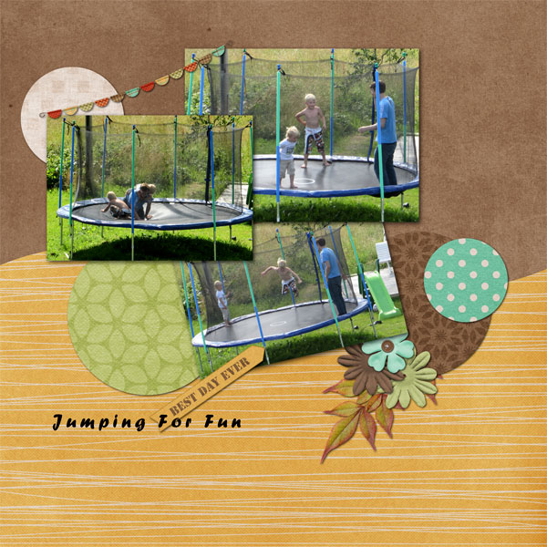 Jumping For Fun