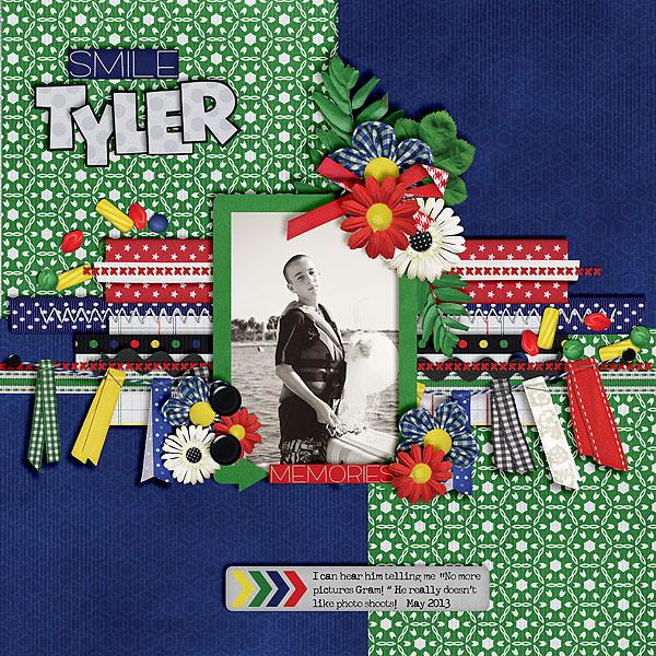 Smile Tyler