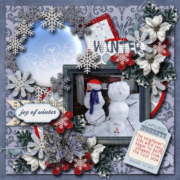 First_snowmen