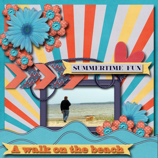 A_walk_on_the_beach