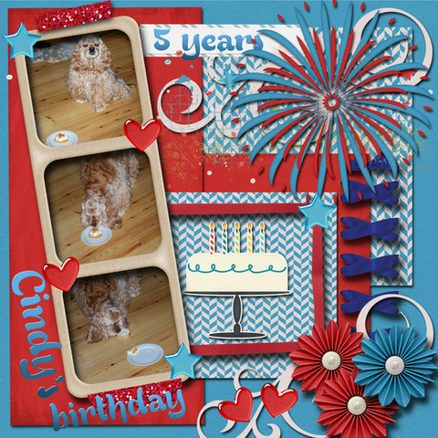 Cindy's 5th birthday
