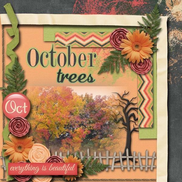 October_trees