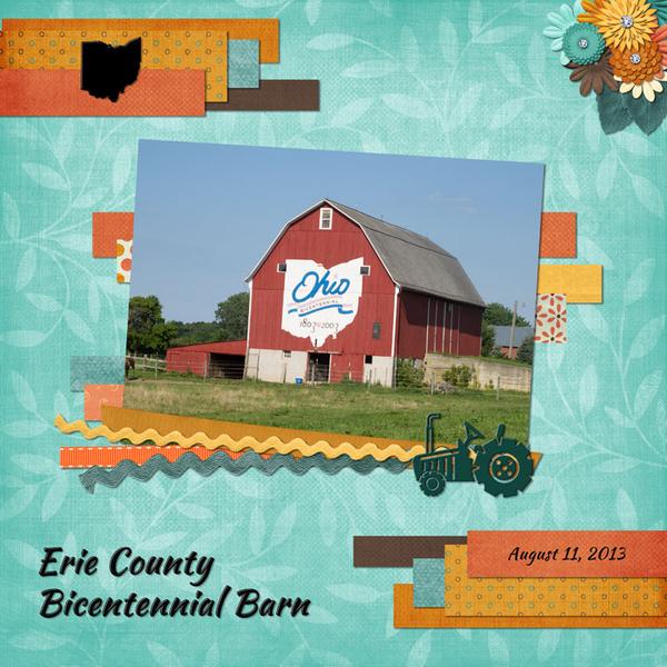 Erie County Bicentennial Barn