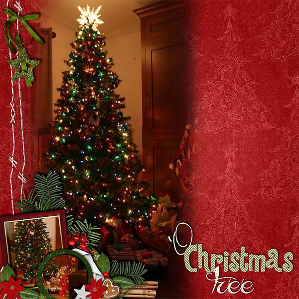 'O Christmas Tree