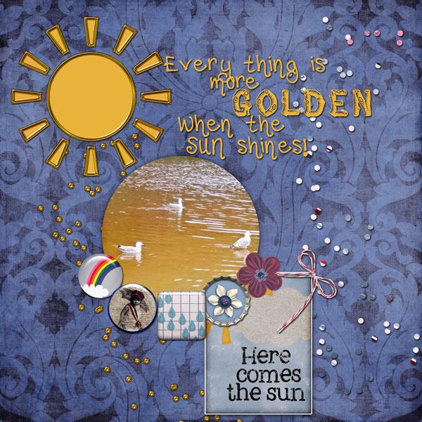 Golden is Sunshine
