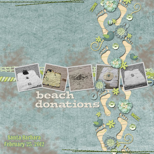 Beach Donations