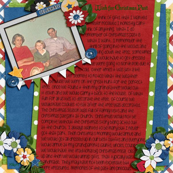 Wish for Christmas Past