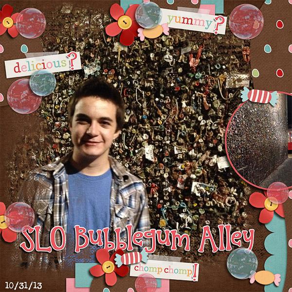 SLO Bubblegum Alley