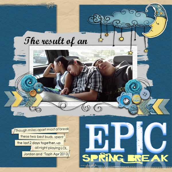 April Inspriation Challenge