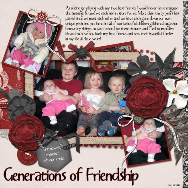 Generations of Friendship