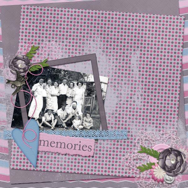 Memories at Mothers