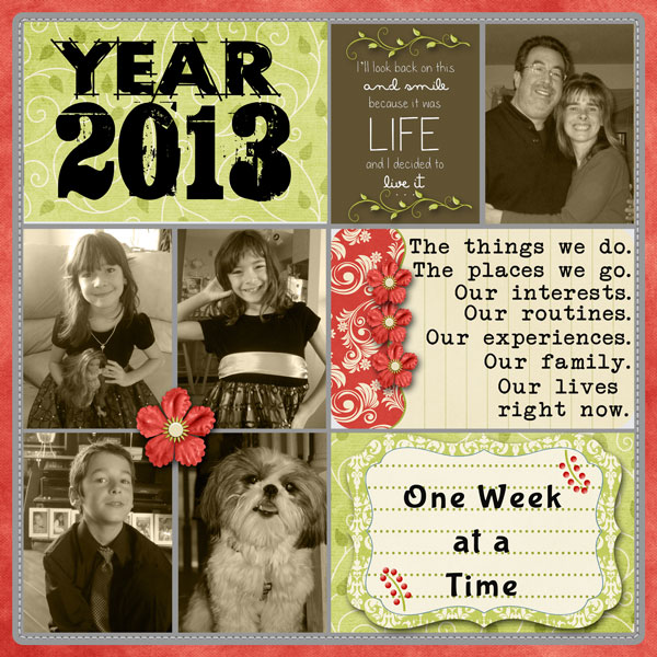 2013 Cover Page