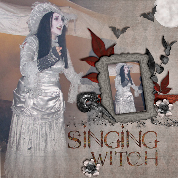 Singing Witch