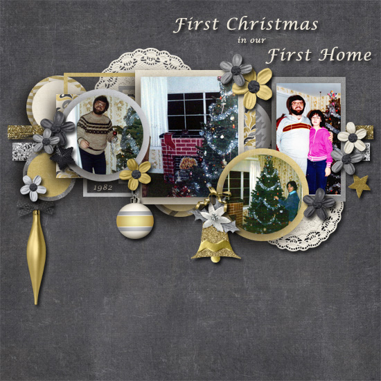 First Christmas First Home