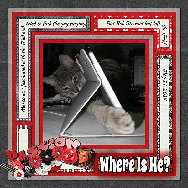 Where Is He?