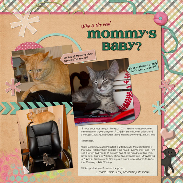 Mommy's  Baby