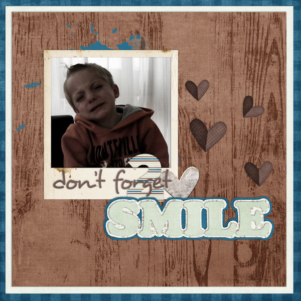 Don't forget 2 Smile