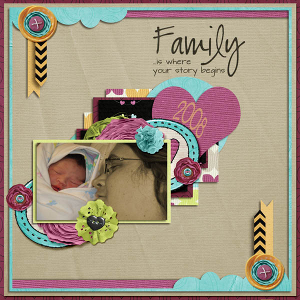 Family is Where the Story Begins