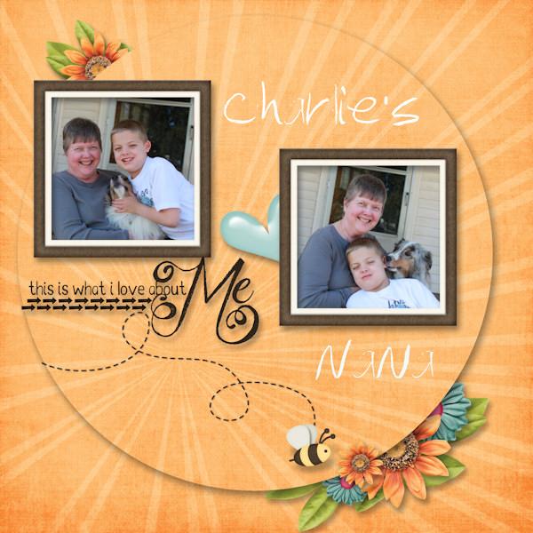 Charlie's Nana