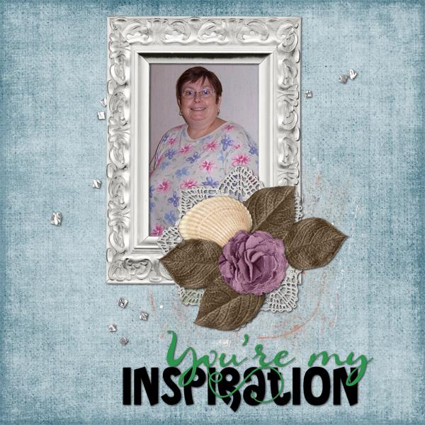 Mom: My Inspiration