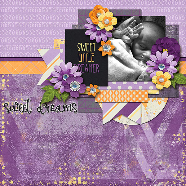 Sweet Little Dreamer
