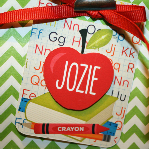 Back to School Tags