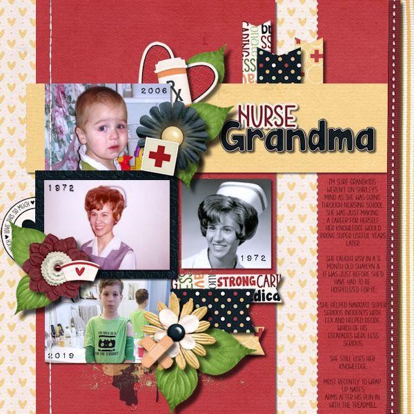 Nurse Grandma