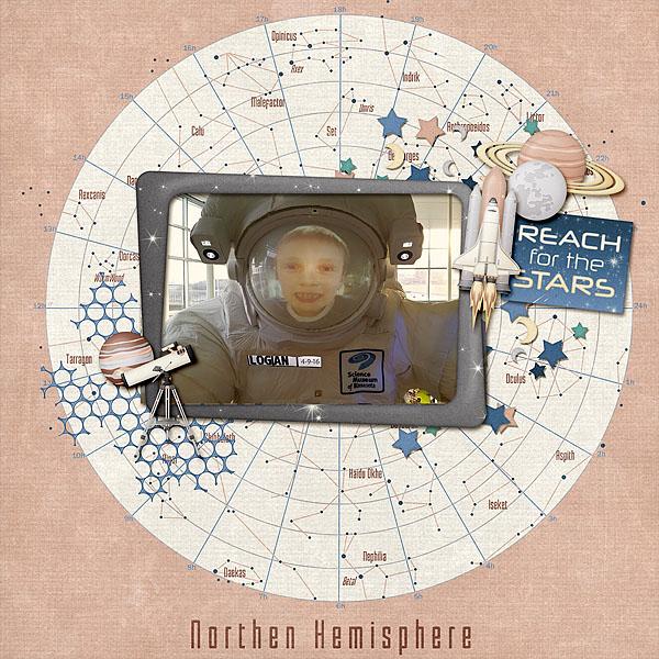 Astronaut Logan