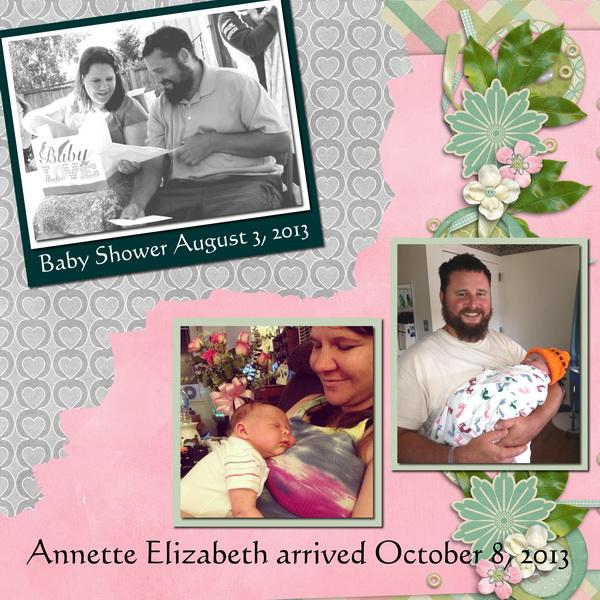 Annaette Elizabeth