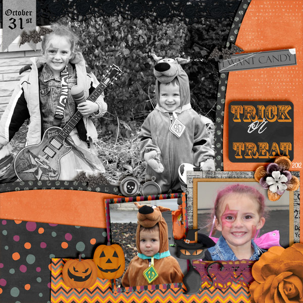 Trick or Treat 2012