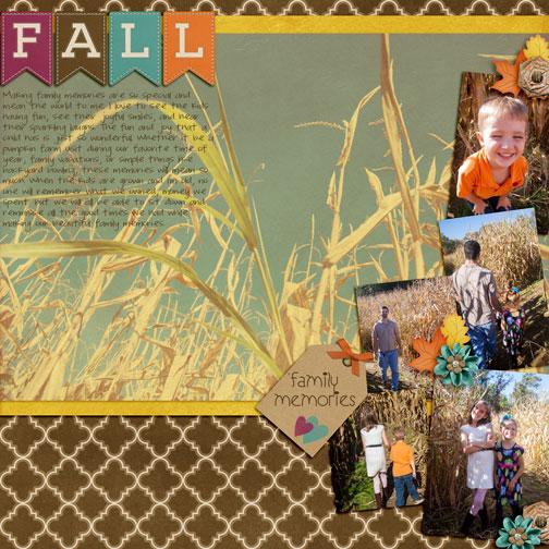 Fall Family Memories
