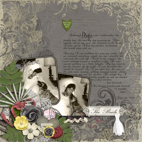 Oz 4 My Wedding Day and Pogo