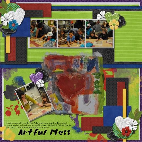 Artful Mess