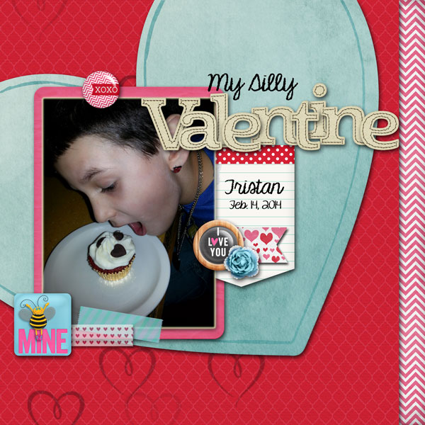 My Silly Valentine 2014